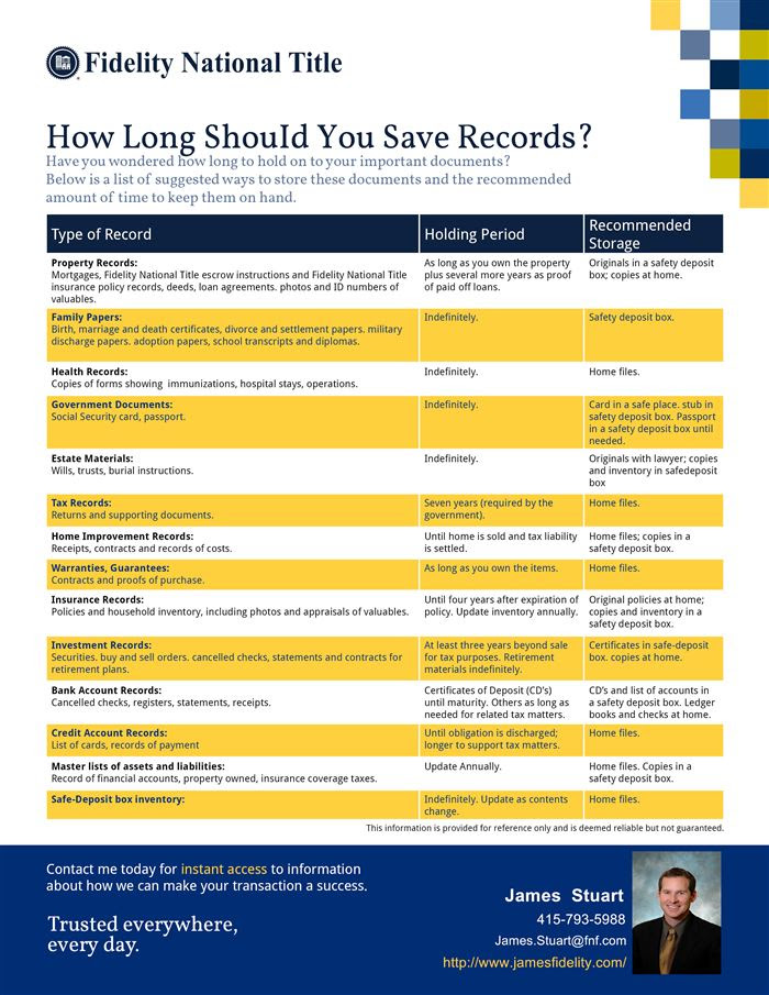 how-long-should-you-save-records
